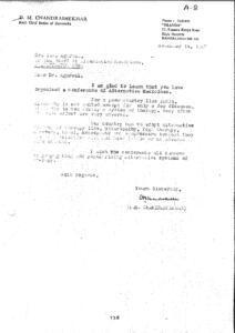 D.M. CHANDRASHEKHAR,RETD. CHIEF JUSTICE OF KARNATAKA