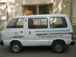 IBAM Mobile Van for Health