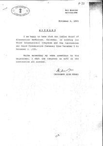KHURSHED ALAM KHAN,GOVERNOR OF KARNATAKA