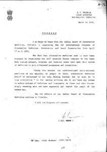 S.C. MARAK CHIEF MINISTER, MEGHALAYA